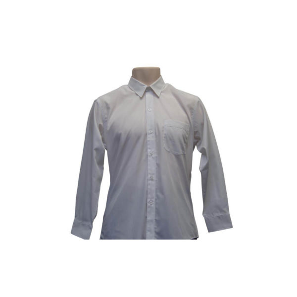 Long Sleeve School Shirt