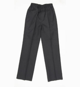 Mens School Trouser long