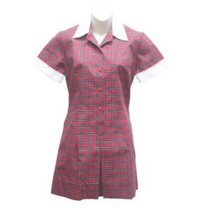 Mentone Girls' Dress Snr