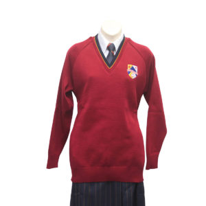 Hume Grammar Pullover