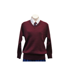 Raglan V Neck Pullover