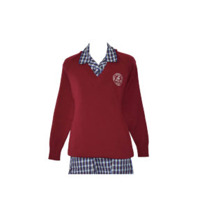 Trinity Lutheran Coll Pullover