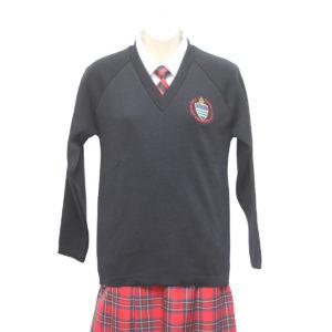 Mentone Girls' Pullover Sml