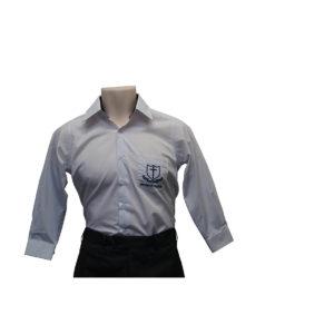 Braemar Collar Insert Shirt LS