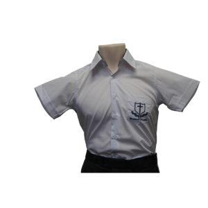 Braemar Collar Insert Shirt SS