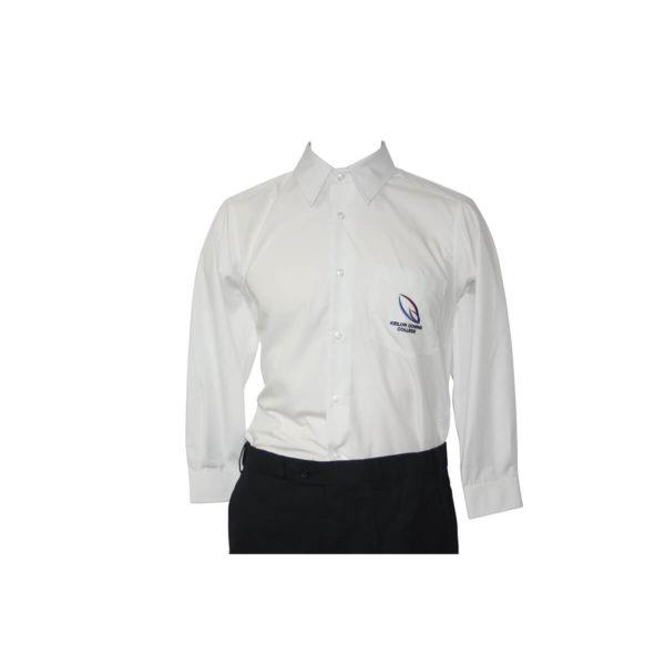 KDC Shirt L/S Boys/ Mens Size