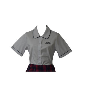 Trinity Luth Coll S/S Blouse