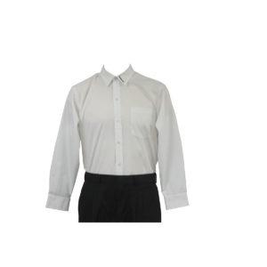 Viewbank Coll Boys Shirt L/S