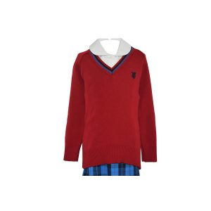 Scots All Saints K-4 Pullover