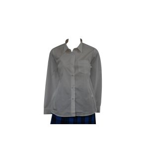 Peak Collar Blouse 5507