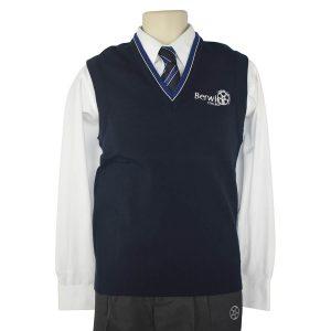 Berwick College Senior Vest