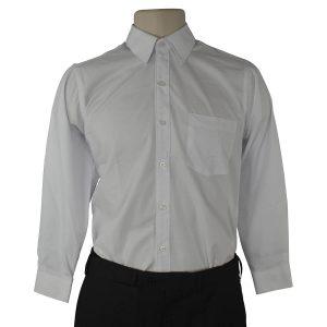Long Sleeve School Shirt