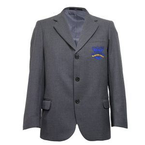 St Aloysius Grey Suitcoat