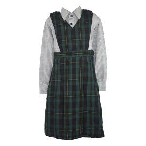 St Patricks Primary Pinafore