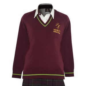 Mercy College Pullover