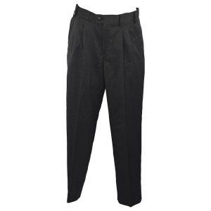 Charcoal Melange Trousers Lrg