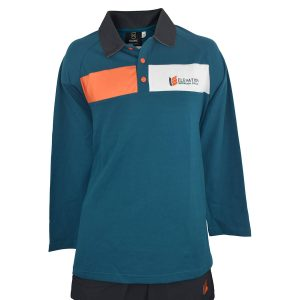 Elevation Sec Sport Polo L/S