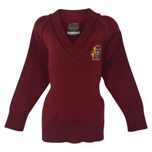 Macleod College Pullover Sml
