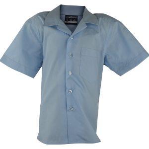 Open Neck Shirt S/S