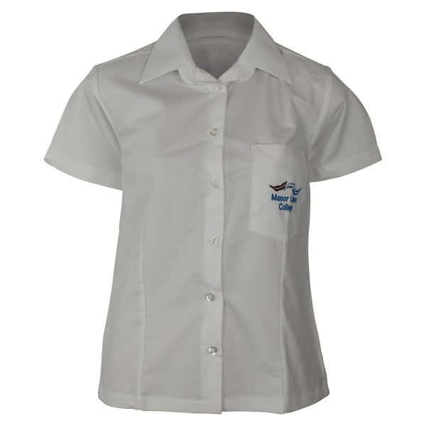 Manor Lakes Blouse S/S Ad