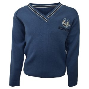 Docklands Primary Pullover Sml