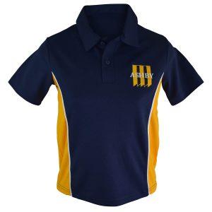 Ashby P/S Polo Short Sleeve